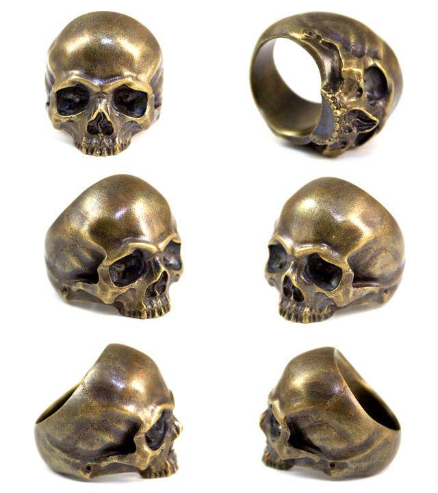 #Skull #Ring #Calavera #Anillo