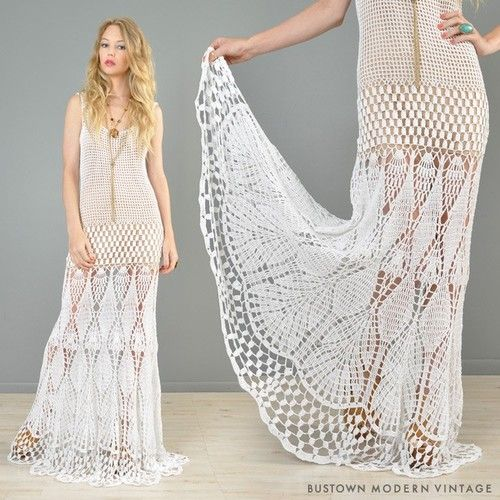 Crochet Wedding Dress Makers – fashion dresses