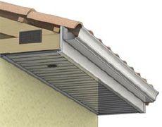 IDEAL PVC : Bardage & Finition toit | Toiture, Sous toiture