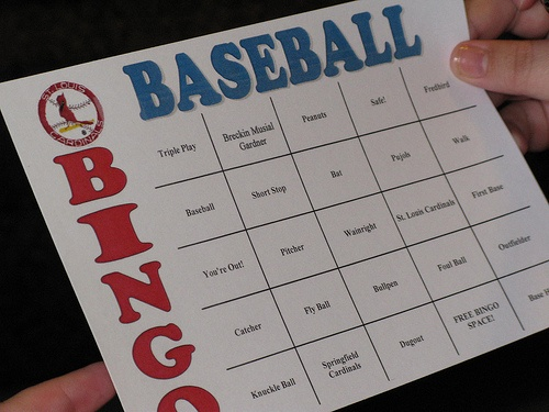Baseball Bingo Baseball Brewers Themed Classroom