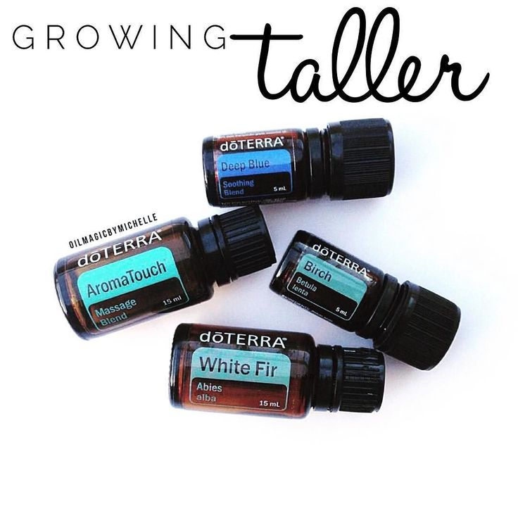 Growing up is tough for the little ones especially when they complain at nights about their legs hurting!! My little Cade has owie legs at night quite often and this blend does the trick to help sooth those poor little growing legs! In a 10 ml roller bottle combine 2 drops each White Fir Birch (if you have it) Aroma touch and Deep Blue. Fill to the top with FCO. Apply to back of knees or where ever your child may need some soothing! Share this tip with your friends!! #doterra #essentialoils…