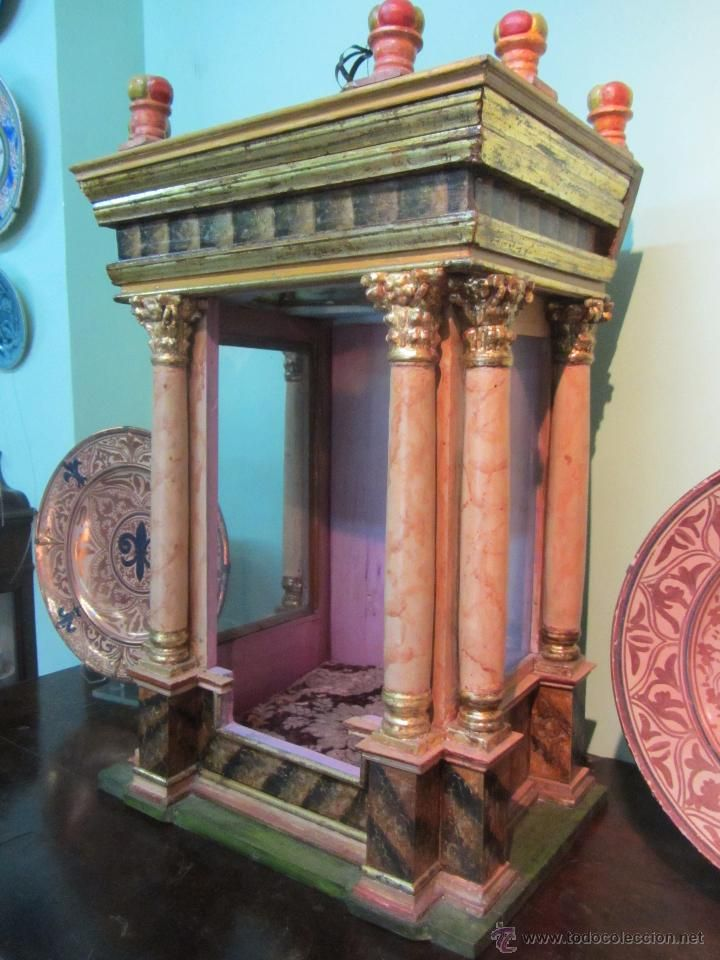 1000 Images About Altar Capillita Hornacina On