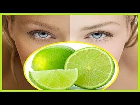 Cómo Blanquear Tu Piel en Solo 1 Día con jugo de limón 1 - YouTube