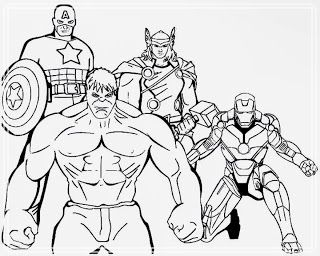 15+ avengers malvorlagen in 2020 | superhelden malvorlagen