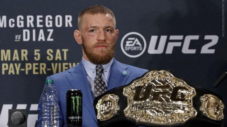 Conor McGregor vs. Nate Diaz rematch in the works for UFC 200...: Conor McGregor vs. Nate Diaz rematch in the works for UFC 200… #UFC200