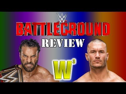 WWE Battleground 2017 Review   Wrestling With Wregret
