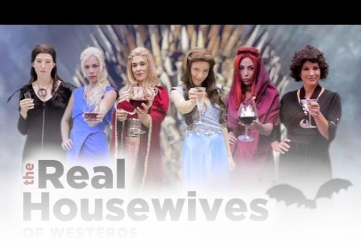 The Real Housewives of Westeros Perfectly Parodies Game of Thrones - The Hollywood Gossip