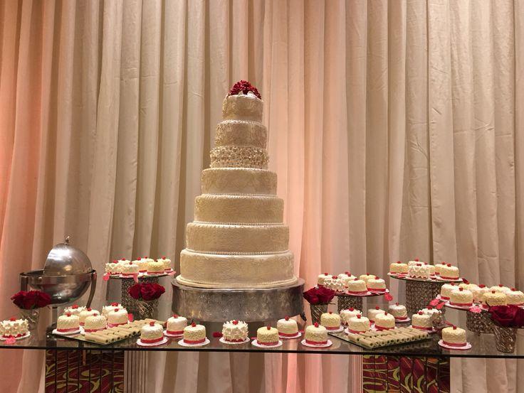 Pastel y Mini-cake por La Dolce Mia