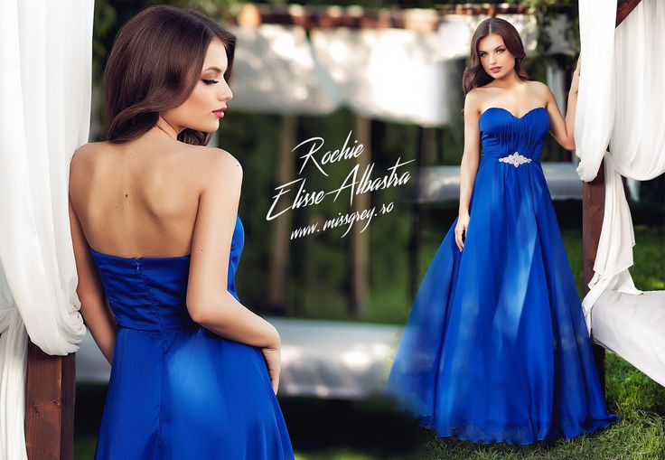 We simply love this dress! Made from blue silk veil, the long evening dress with precious application at the waist can be worn at the most special events of the summer: https://missgrey.ro/ro/rochii/rochie-elisse-albastra/348?utm_campaign=colectie_iunie2&utm_medium=elisse_albastra&utm_source=pinterest_produs