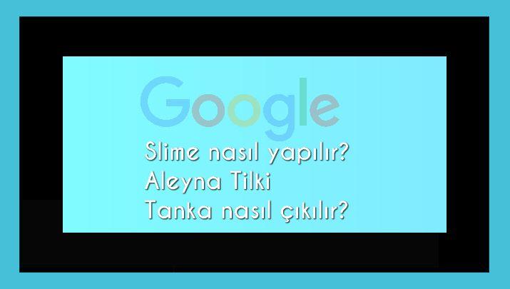 Biliyor muydun ? /// Popüler internet devi Google, 2016 yılında en çok aranan kelimeleri açıkladı. İşte Türkiye ve dünyada 2016 yılında en…