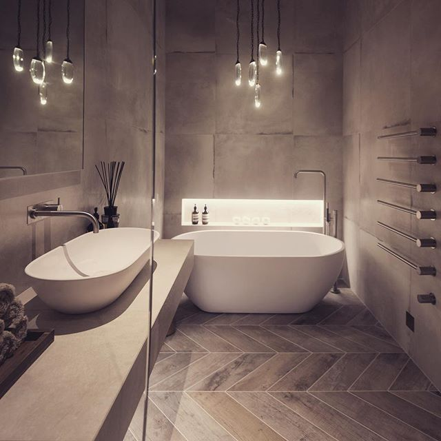 International Modern- I would use this because I like how clean and neat it is – Bad Altbau