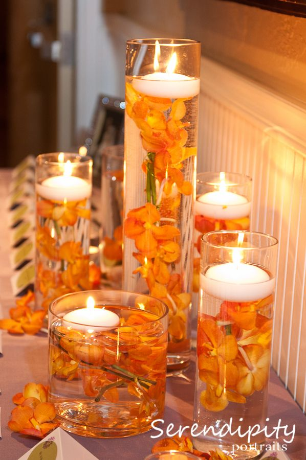 Best ideas about orange wedding decor on pinterest