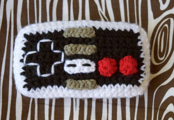 Hey, I found this really awesome Etsy listing at https://www.etsy.com/listing/237331876/crochet-original-nintendo-baby-rattle
