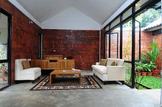 Konsultan Arsitek Surabaya | Desain Arsitektur & Interior: Prinsip desain arsitektur rumah murah minim budget