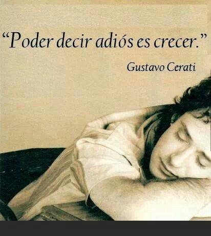 Gustavo Cerati.--- adios! :)