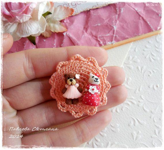 Миниатюрные игрушки для кукольного домика. от Pavlysha на Etsy