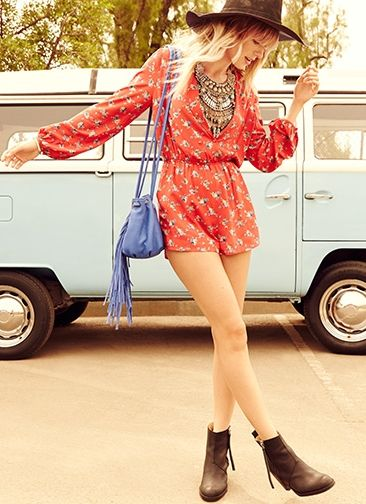 Shop the latest festival styles at #Shopbop