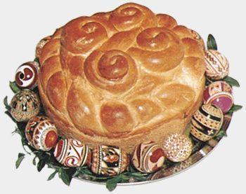 UKRAINIAN EASTER PASKA (with photo) & Hints For Making A Perfect Paska