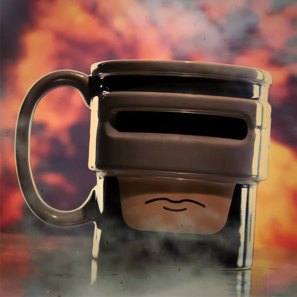 Caneca de RoboCop