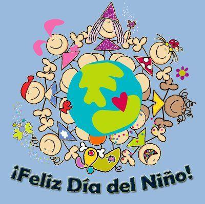 """TE CUENTO UN CUENTO: Tarjetas de """"Feliz día del Niño"""""""