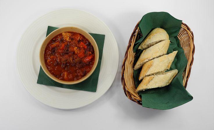 Chilli con Carne, Mexican cuisine, April