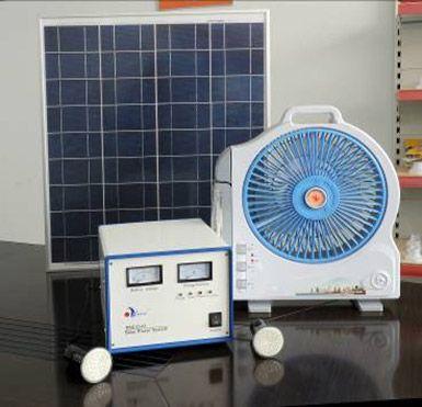 Sustentabilidade Energética Solar Termosolar e Eólica : Kit Solar Residencial portátil 50W