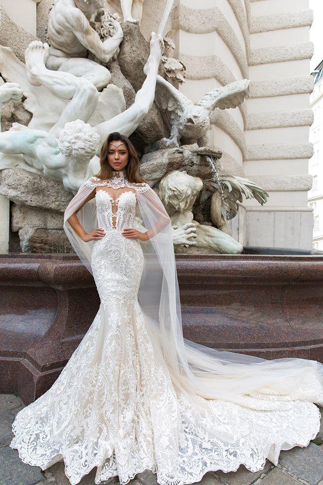 Sposa Moda 2018 wedding dresses - The Royal Collection
