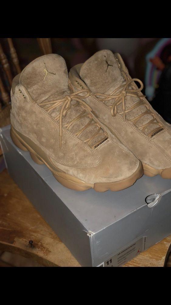 91ecb3750c918e 2017 Air Jordan Wheat 13 XIII 414571-705 Gold Baroque Brown Sz11 P5 N3305   fashion  clothing  shoes  accessories  mensshoes  athleticshoes (ebay link)