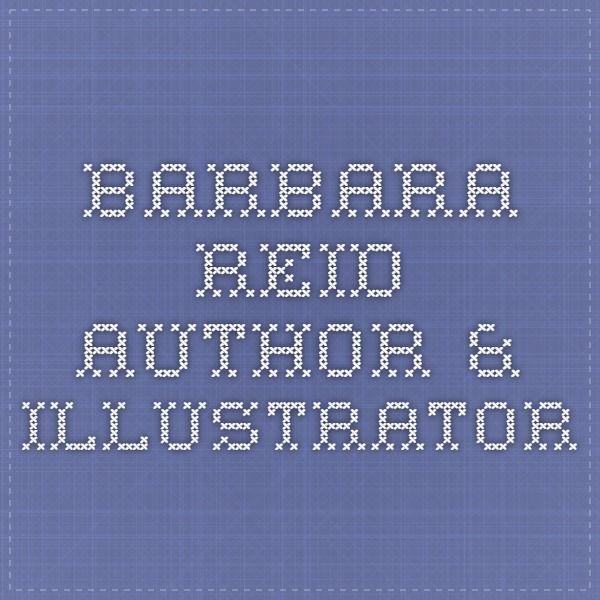 Barbara Reid Author & Illustrator