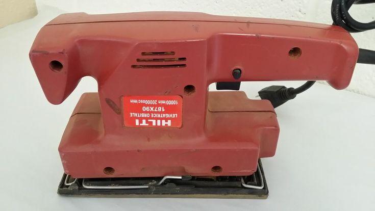 Hilti Electric Sander 187X90 #Hilti