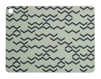 OYOY Living Design - D�kkeservietter 2 stk. gr�nne i pakke