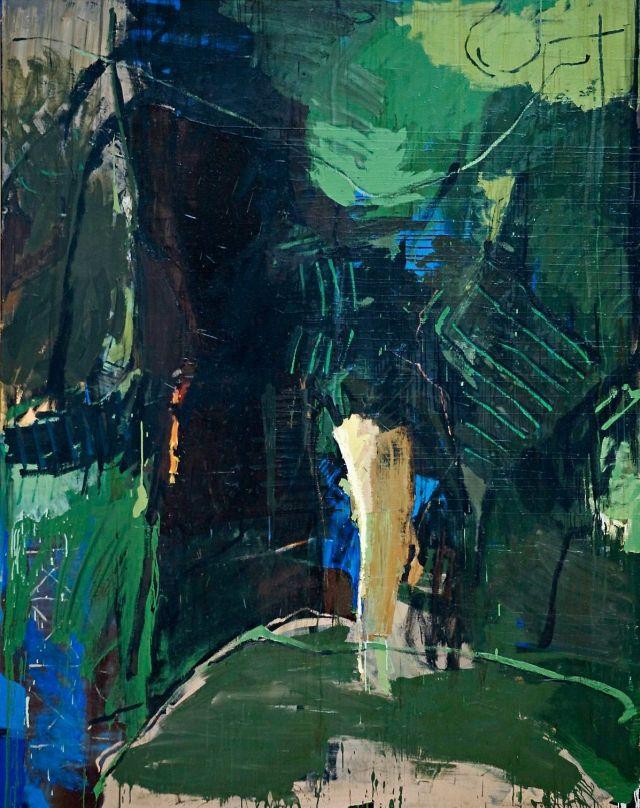 """"""" 'Skog' (Forest), 1991-92 – Kjell Nupen (1955–2014) """""""