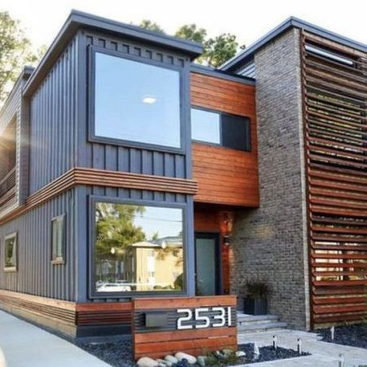 Container Home Design Ideas: 20+ Most Spectacular Shipping Container House Design Ideas