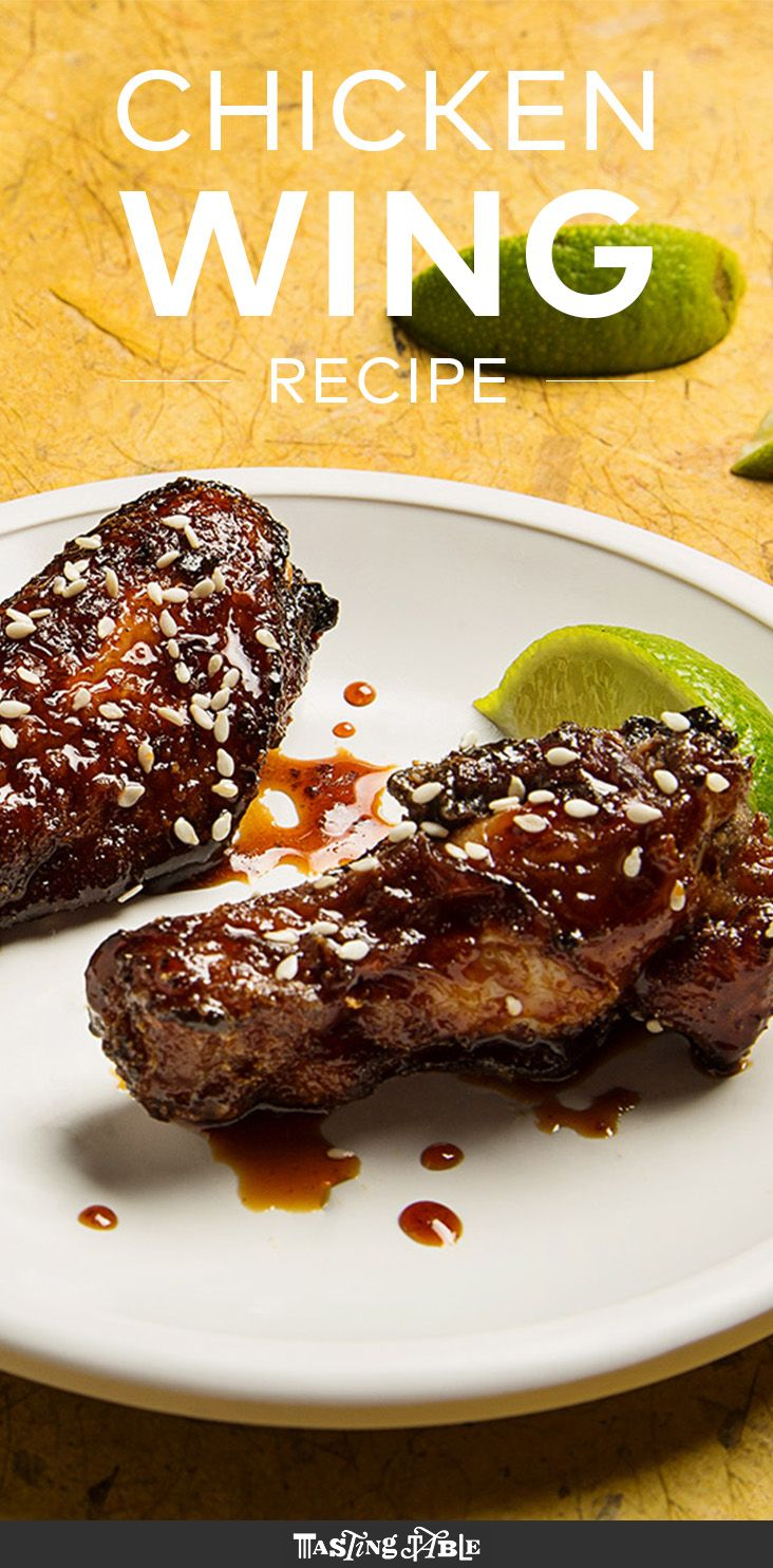 Soy-Glazed Chicken Wings
