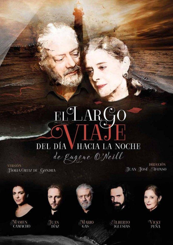 Largo viaje del dia hacia la noche en el Teatro Marquina