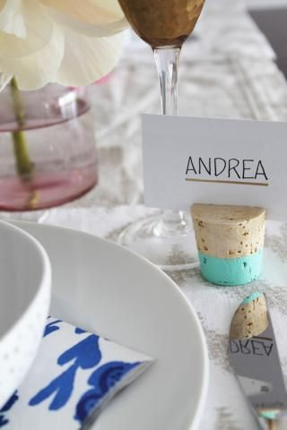 7 DIY Wedding Decorations | From the cake stand to the centerpieces, these DIY…