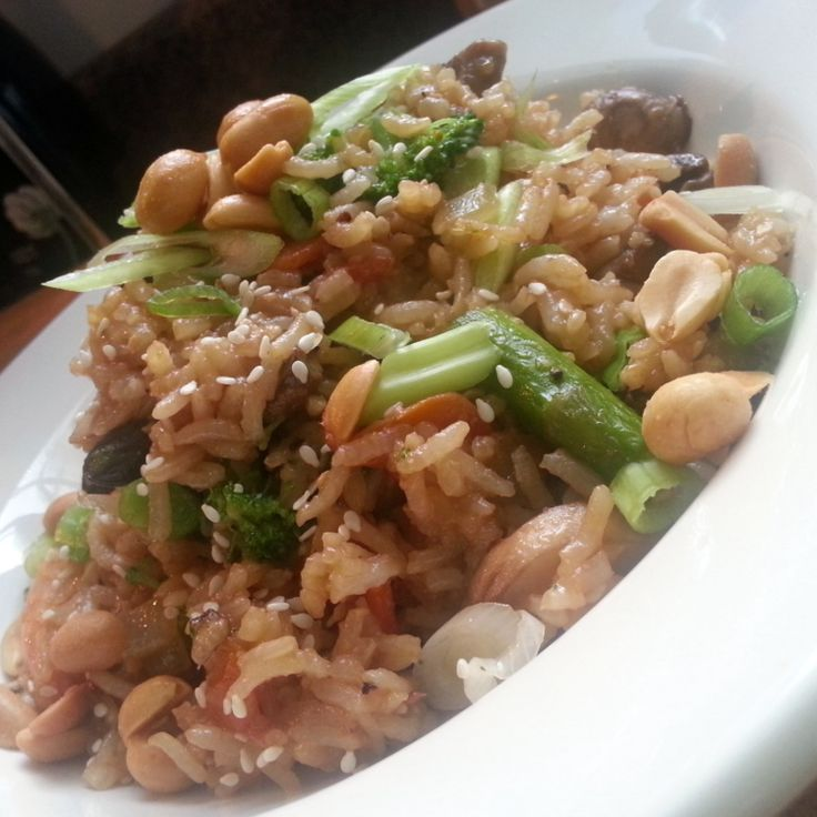 House Special Fried Rice Recipe | Just A Pinch Recipes