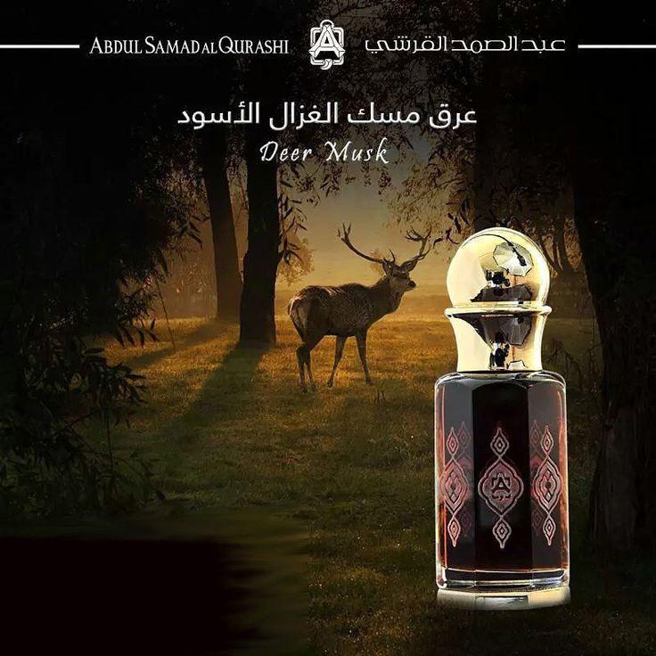 Deer Musk (Gazelle Black Musk Ext) Concentrated Oil By Abdul Samad Al Qurashi #AbdulSamadAlQurashi