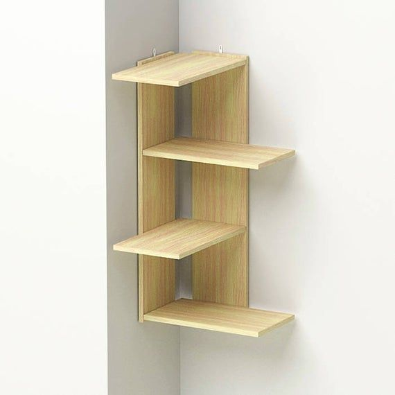 Etherische Olie Planken Zwevende Planken Opknoping Plank Etsy Wall Shelves Design Wood Shelves Shelves