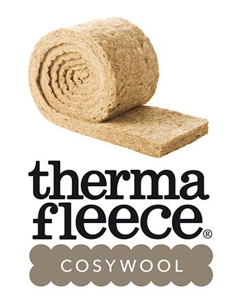Thermafleece Cosywool Rolls are a easy to use sheep wool based insulation, supplied in compressed packed rolls for quick installation. Great for lofts, roofs, walls and floor insulation.