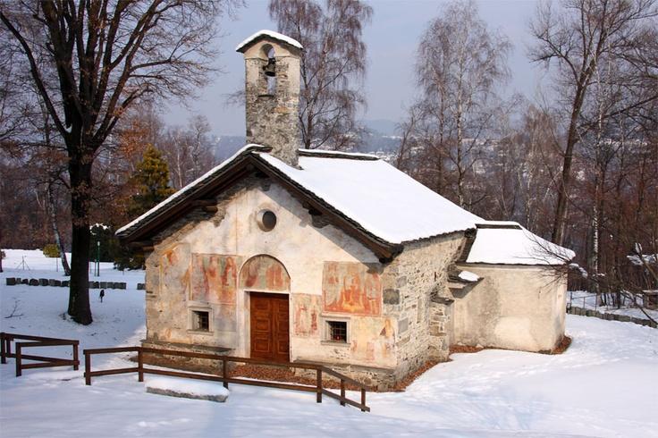 Chiesa di Santa Maria di Luzzara a Gozzano