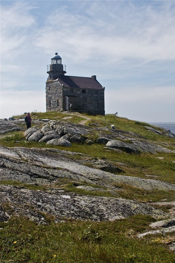 Rose Blanch Lighthouse, Newfoundland