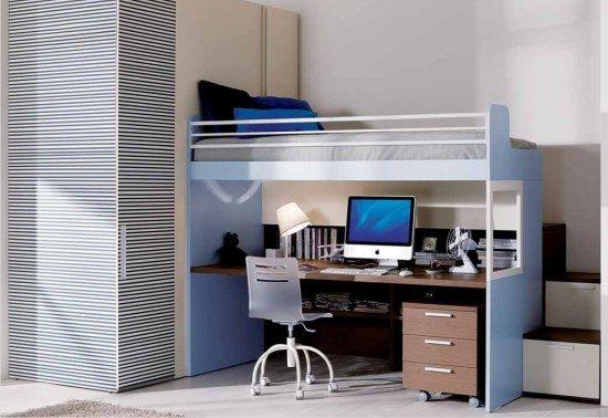 Pi di 25 fantastiche idee su scrivania per letto a - Scrivania da letto ...