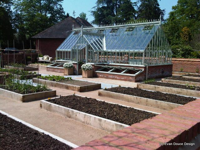 Victorian Greenhouses with Porch Gallery