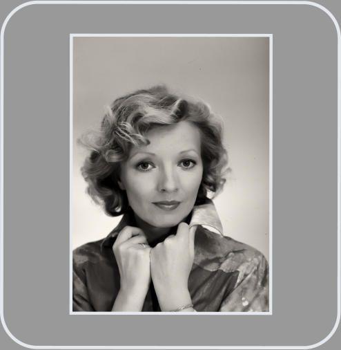 """Karin Anselm played Jane Seymour in """"Heinrich VIII. und seine Frauen"""" (1968)"""