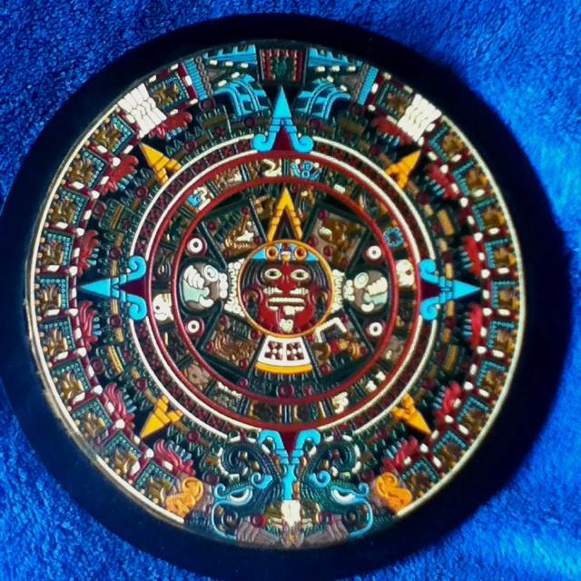 Aztec Calendar Art Lesson : The sun stone or aztec calendar d e c o r pinterest