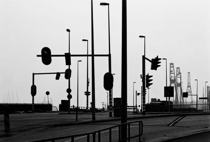 Rotterdam, 1986. © Gabriele Basilico