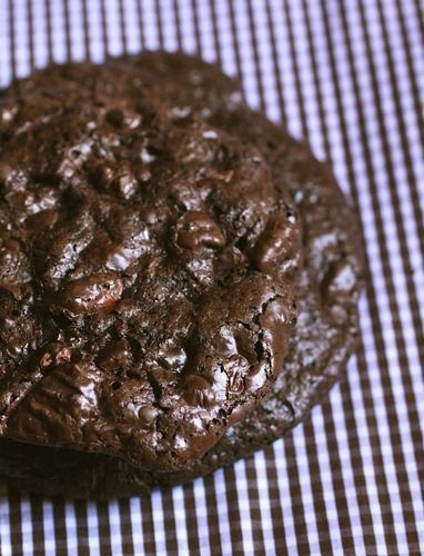 Chewy Chocolate Cookie Recipe Unlike Any You've Tried Before  Dessa made these for bunco