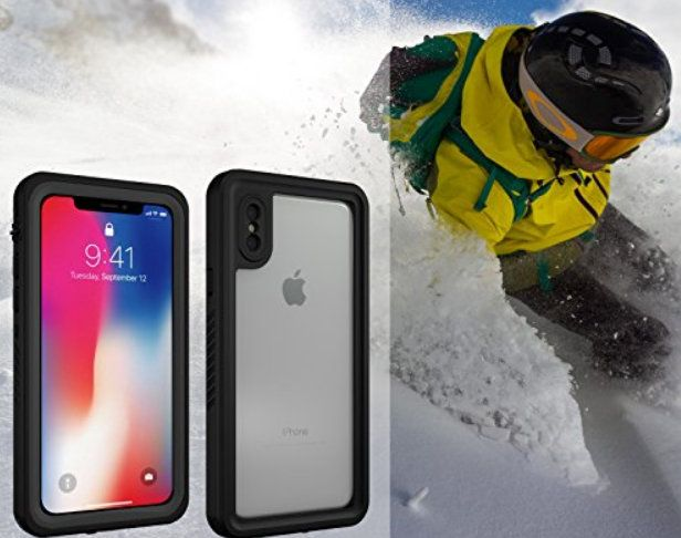 online store 25bb9 fdd3c Wow, what a collection of iPhone X Waterproof Cases for swimming and ...