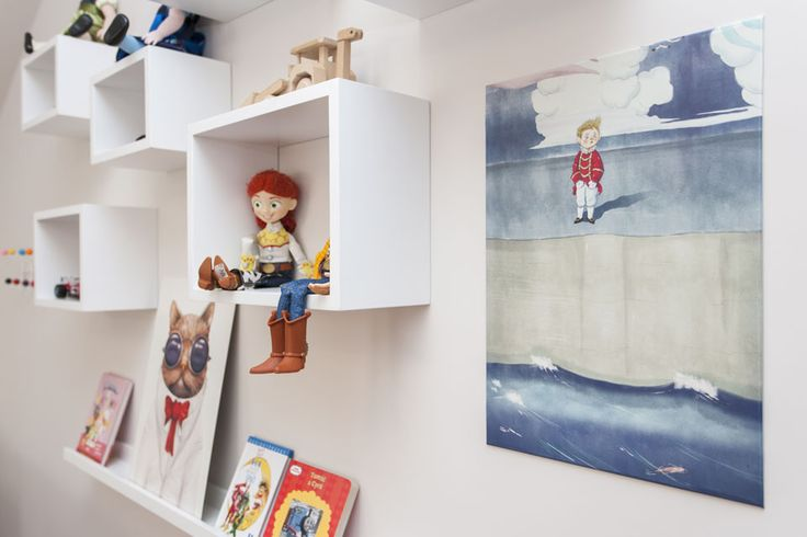 wall decoration in kid's room